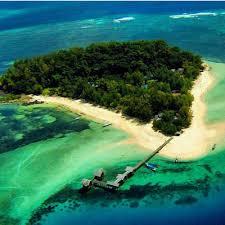 Destinasi Wisata Gorut Ponelo Kepulauan Pulau Saronde Pantai Dunu Kab
