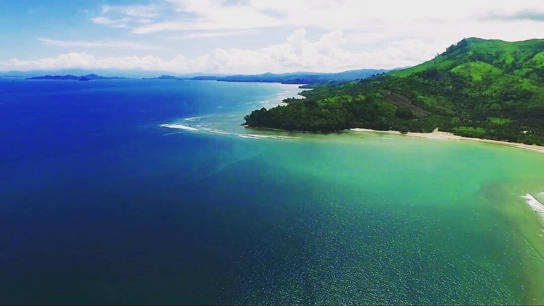 Gorontalo Tak Disangka Keindahannya Rekreasi Alam Wisata Pantai Dunu Kab