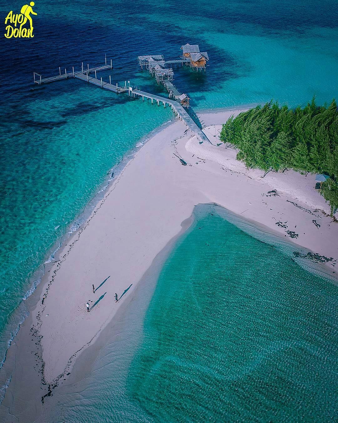 Gorontalo Tak Disangka Keindahannya Rekreasi Alam Wisata Pulau Saronde Pantai