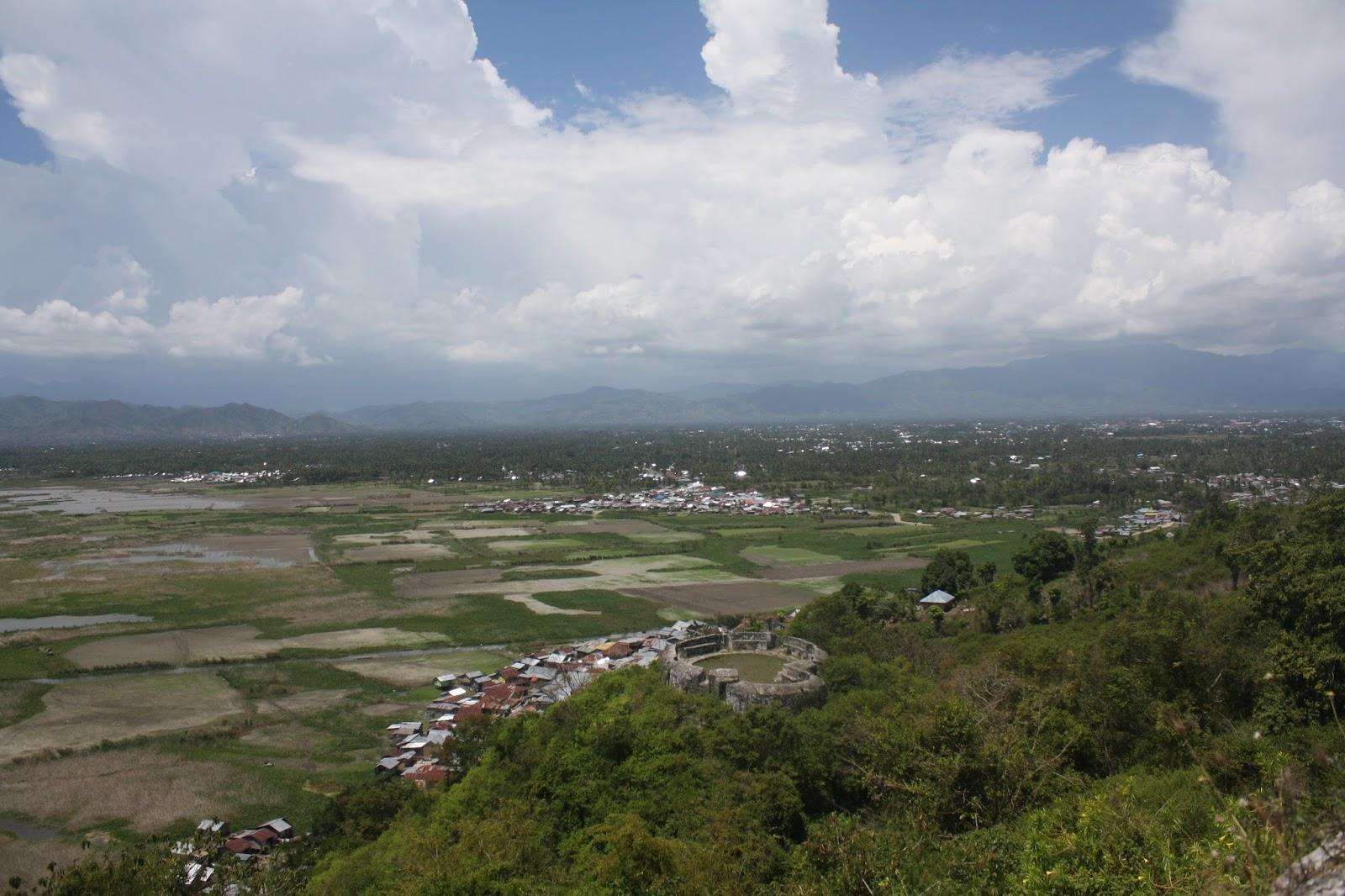 Gorontalo Tekno Koleksi Foto Wisata Pantai Dunu Kecamatan Monano Kab