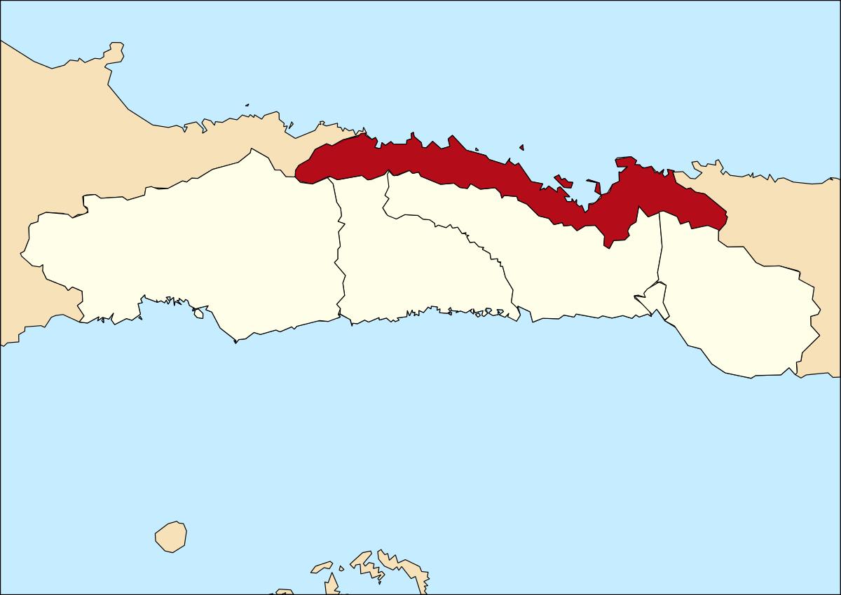Kabupaten Gorontalo Utara Wikipedia Bahasa Indonesia Ensiklopedia Bebas Pantai Dunu