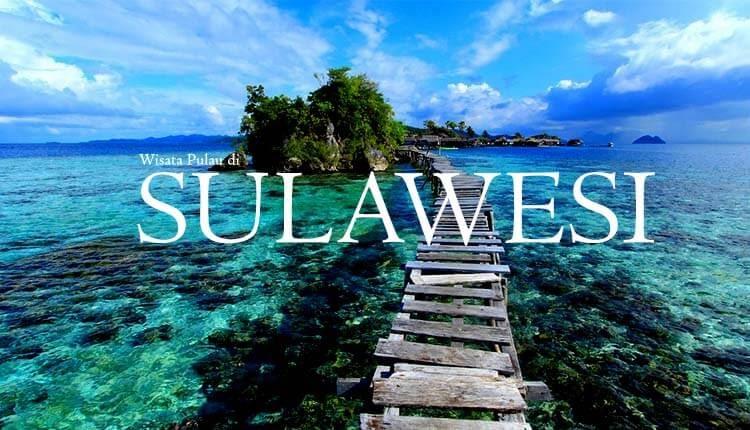 Keindahan Alam Sulawesi Pulau Pantai Dunu Kab Gorontalo Utara