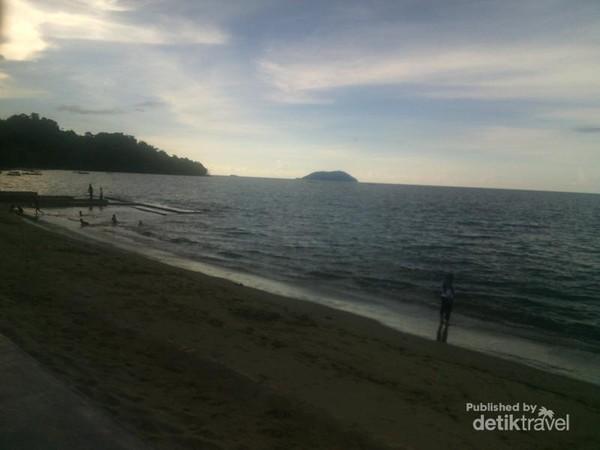 Pantai Monano Surga Tersembunyi Gorontalo Utara Dunu Kab