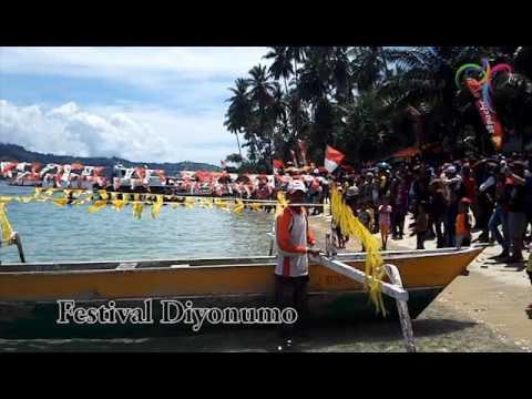 Pesona Gorontalo Utara Youtube Pantai Dunu Kab