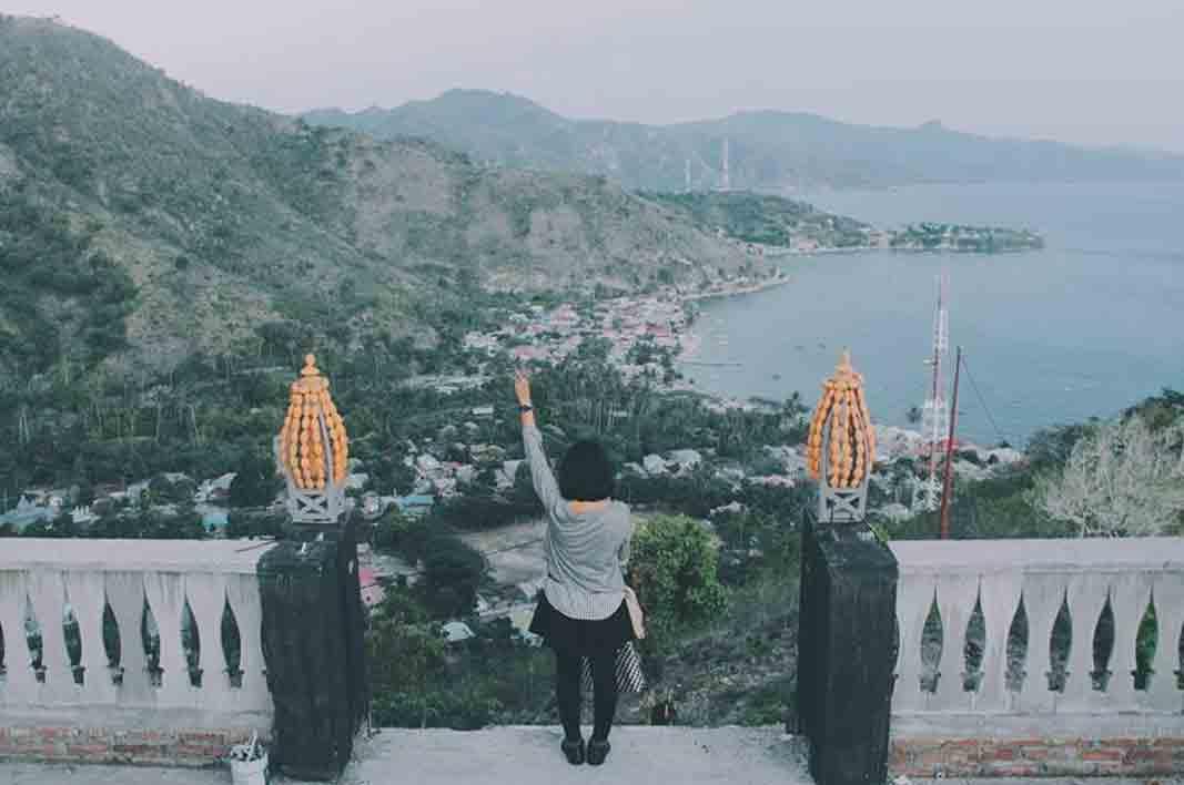 Tempat Wisata Gorontalo Terbaru 2018 Indah Religi Pantai Dunu Kab