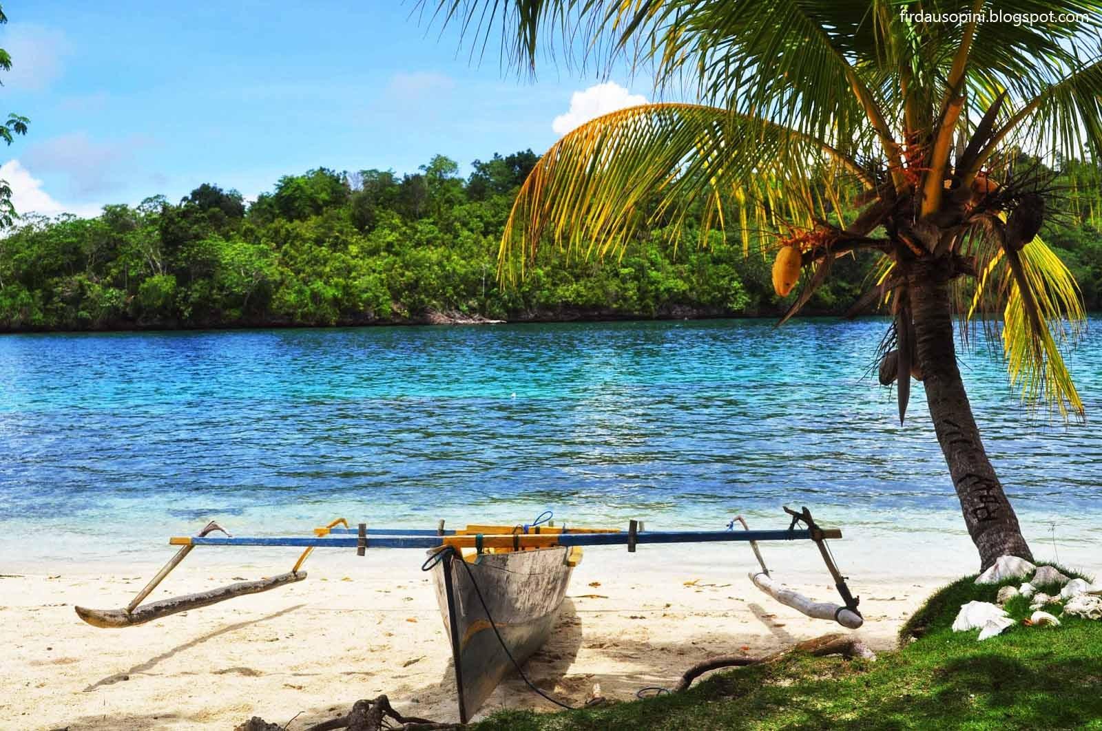 Tempat Wisata Gorontalo Wajib Kunjungi Fjj Pantai Bolituhuo Dunu Kab