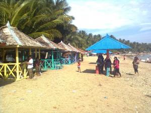 Tentang Gorontalo Tempat Wisata Pantai Dunu Kab Utara
