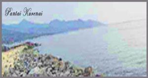 Wisata Gorontalo Populer Mengesankan Tempat Pantai Kurenai Dunu Kab Utara