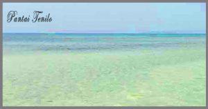 Wisata Gorontalo Populer Mengesankan Tempat Pantai Tenilo Dunu Kab Utara