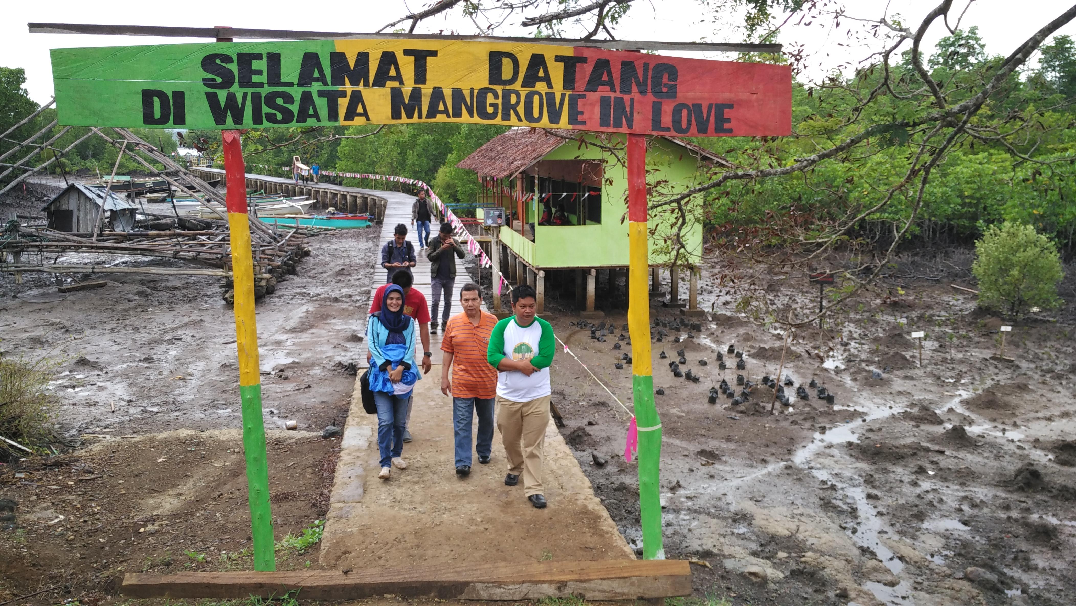 Wisata Pesisir Potensi Terpendam Gorontalo Utara Salingnews Pintu Kawasan Hutan