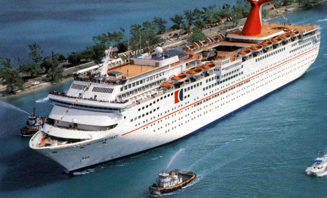 42 Kapal Pesiar Bakal Berlabuh Pulau Saronde Gorontalo Satu Kabupaten