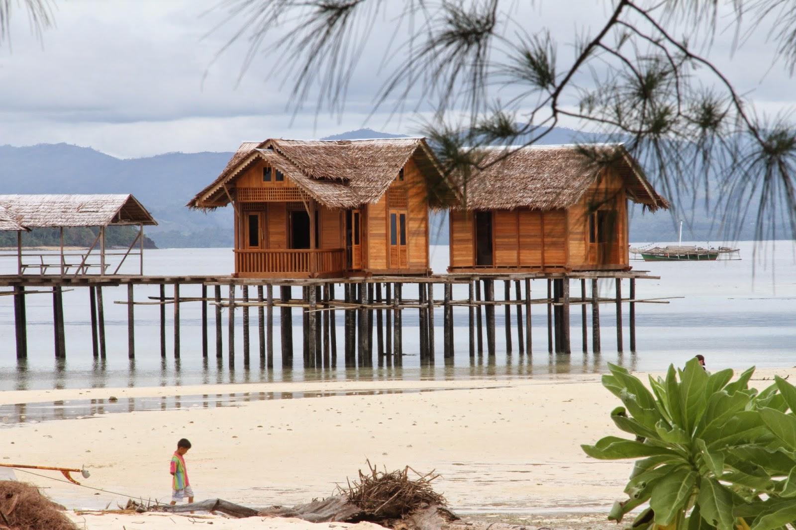7 Rekomendasi Penginapan Gorontalo Fasilitas Nyaman Saronde Island Resort Pulau