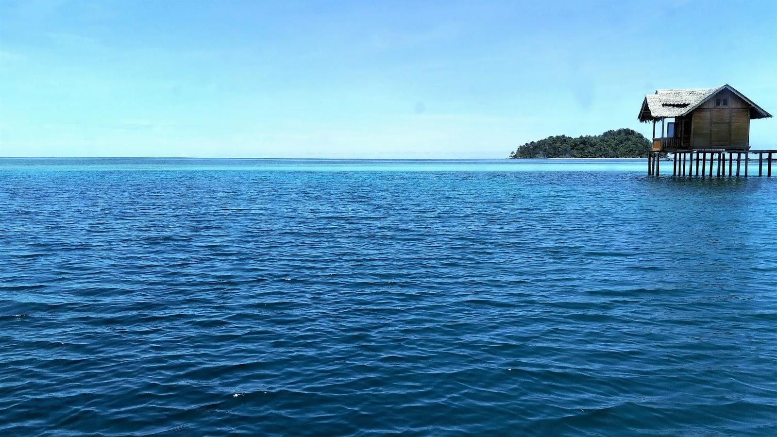 Cerita Pulau Saronde Pantai Kab Gorontalo Utara