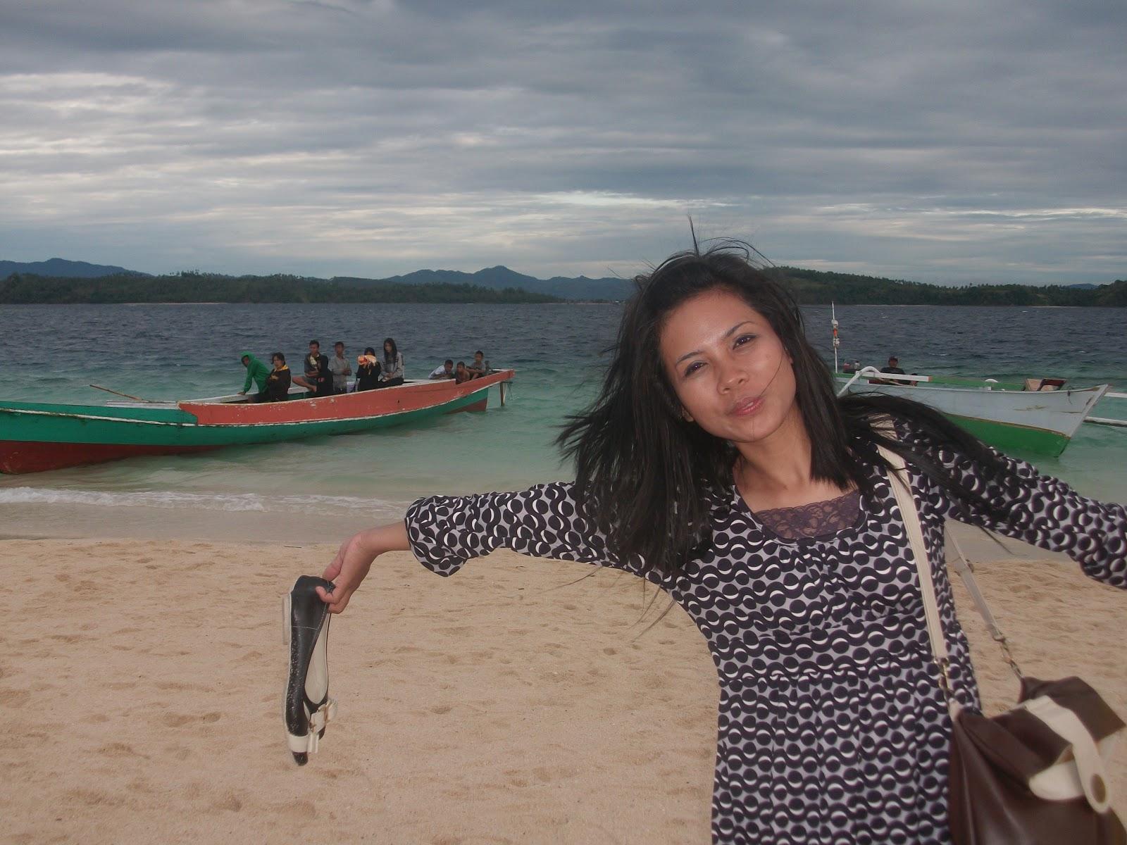 Dream Action Keindahan Pulau Saronde Dengar Bernama Mengunjungi Terletak Provinsi