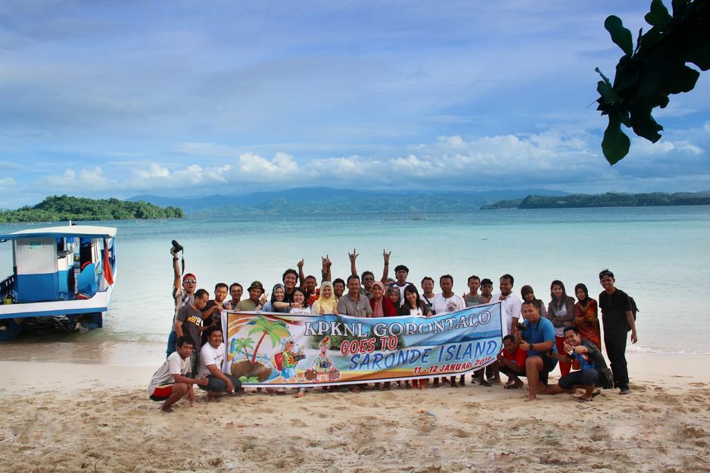 Family Gathering Kpknl Gorontalo Direktorat Jenderal Kekayaan Negara Saronde Pulau
