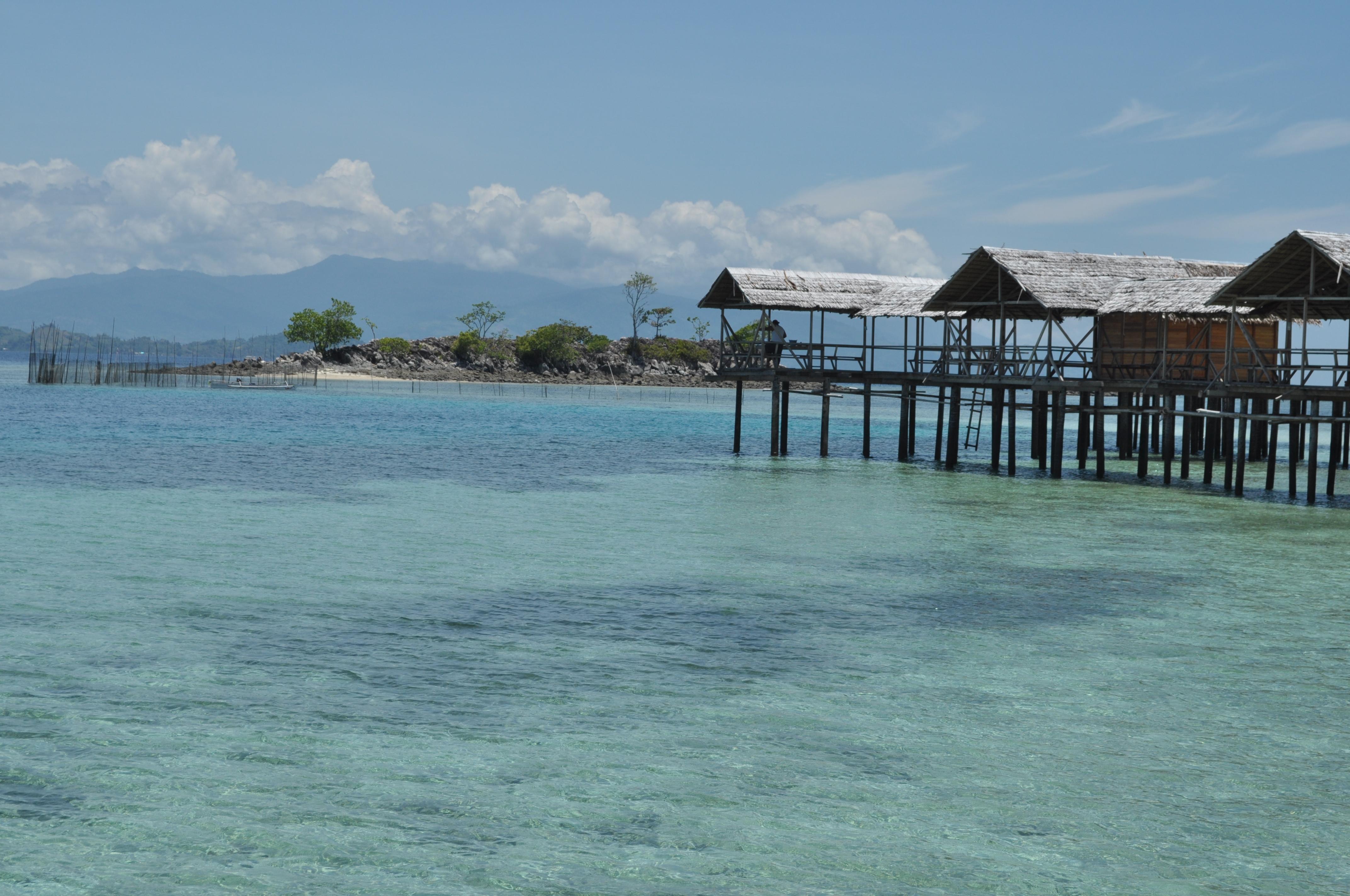 Gelora Gorontalo Trotter Pantai Jalur Santai Saronde Terasa Terlalu Jauh