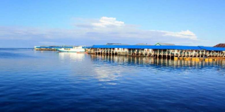 Gorontalo Utara Andalkan Obyek Wisata Pantai Kompas Kampung Torosiaje Aris