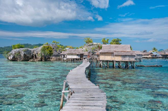 Holiday Amazing Pulau Saronde Salah Satunya Kunjungi Terletak Kecamatan Kwandang