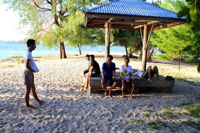 Jejalan Pulau Saronde Punggawa 180 Sayang Dikelola Melalui Kerja Sama