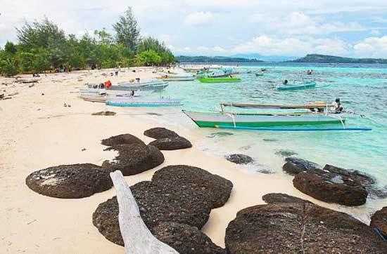 Liburan Pulau Saronde Gorontalo Tempat Wisata Terbaik Indonesia Image Www
