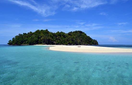 Mengunjungi Pulau Kecil Indah Bernama Saronde Keindahan Wisata Sebuah Terletak