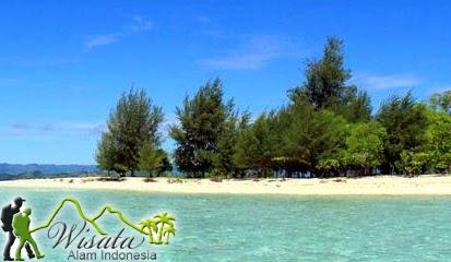 Objek Wisata Pulau Saronde Gorontalo Kab Utara