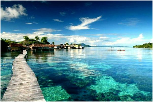 Pulau Saronde Bolehtanya Kab Gorontalo Utara