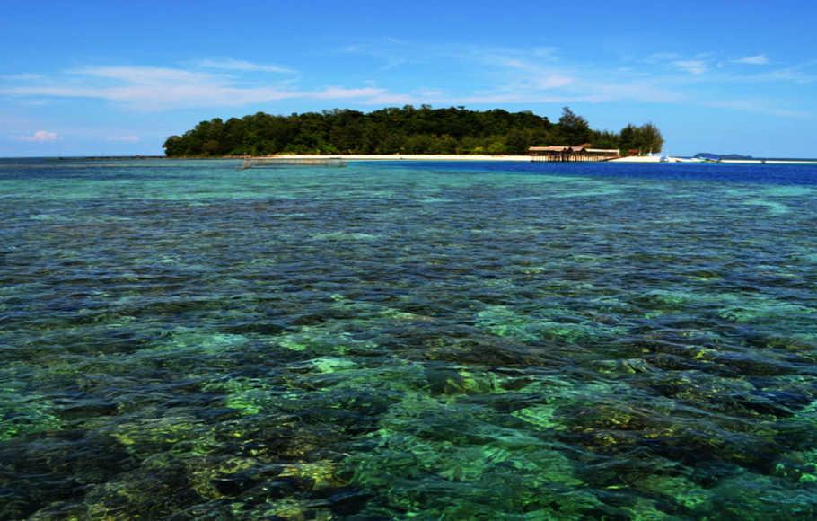 Pulau Saronde Dijadikan Destinasi Unggulan Gorontalo Beritasatu Kab Utara