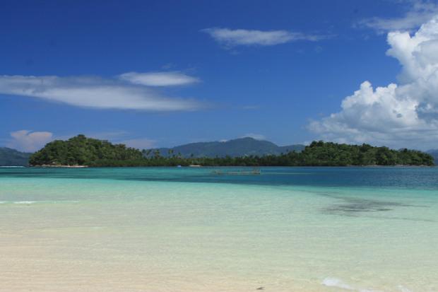 Pulau Saronde Gorontalo Christian Poluan Kab Utara