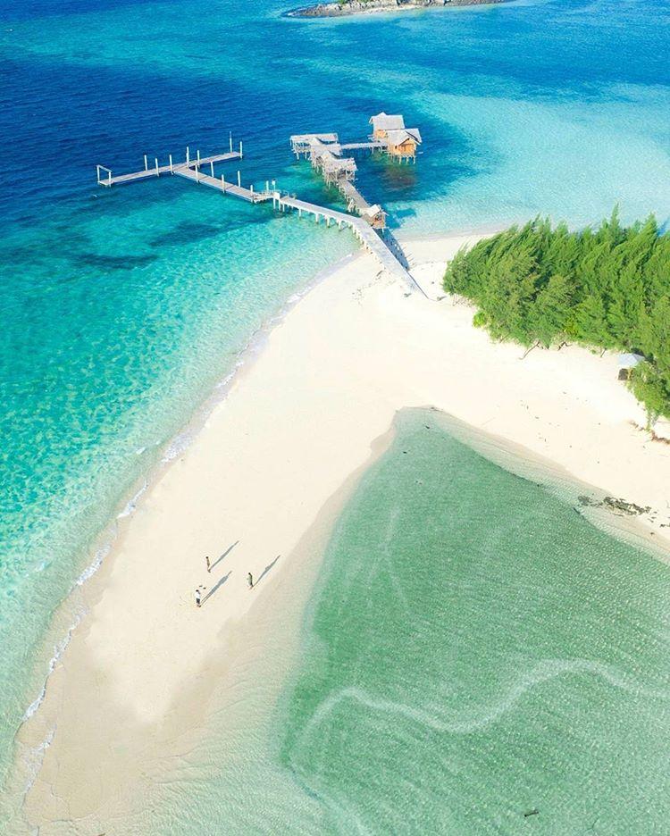 Pulau Saronde Gorontalo Destinasi Wisata Berbicara Tentang Keindahan Kecil Indonesia
