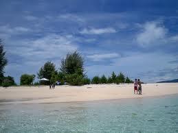 Pulau Saronde Gorontalo Travel Melihat Keindahan Datang Luar Provinsi Menggunakan