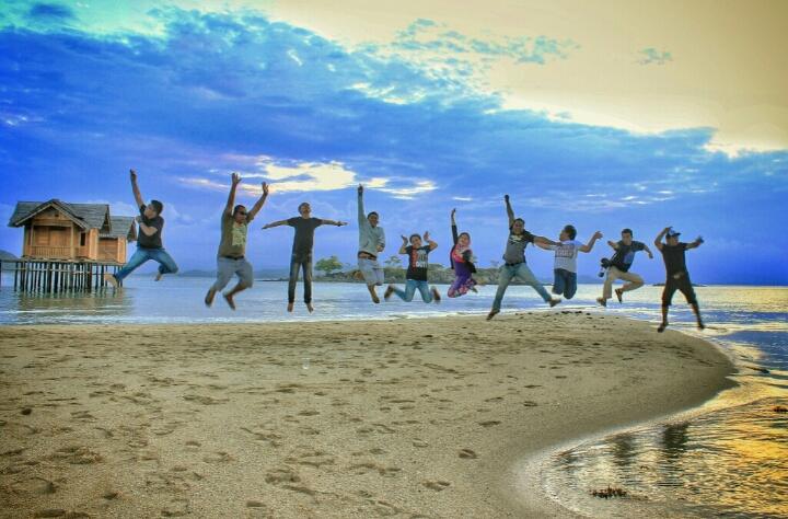 Pulau Saronde Gorontalo Utara Nantidulu Kapan Kesini Hingga Kab