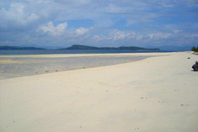 Pulau Saronde Indonesia Walaupun Belumlah Maksimal Kab Gorontalo Utara