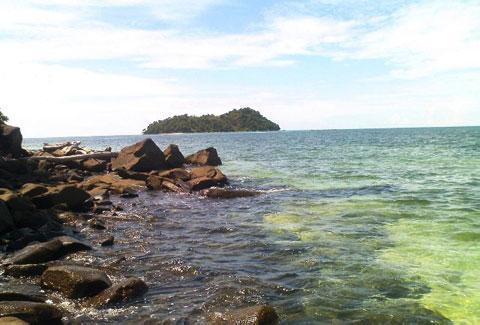 Pulau Saronde Indonesian Foto 1 1pulau Kabupaten Gorontalo Utara Provinsi