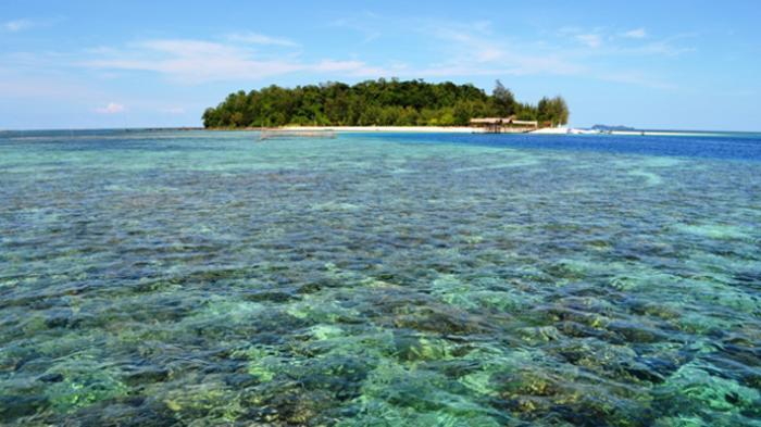 Pulau Saronde Magnet Wisatawan Berkunjung Gorontalo Tribunnews Kab Utara