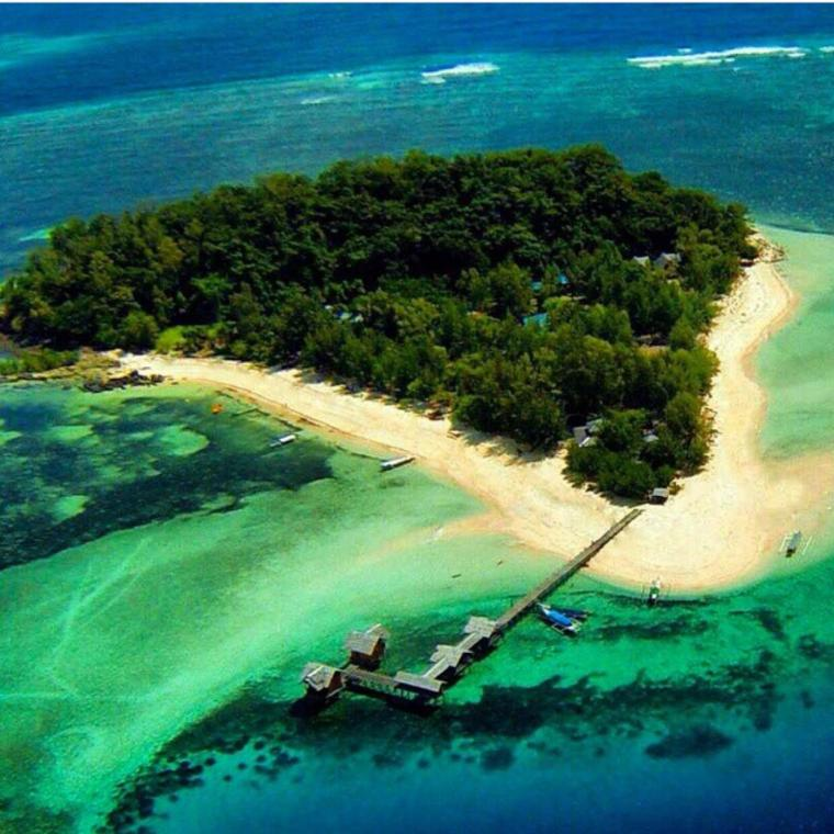 Pulau Saronde Menakjubkan Oleh Sutiono Gunadi Kompasiana Kab Gorontalo Utara