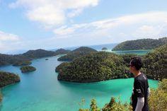 Pulau Saronde Mohinggito Terletak Kabupaten Gorontalo Sungguh Kejutan Sekaligus Menjadi