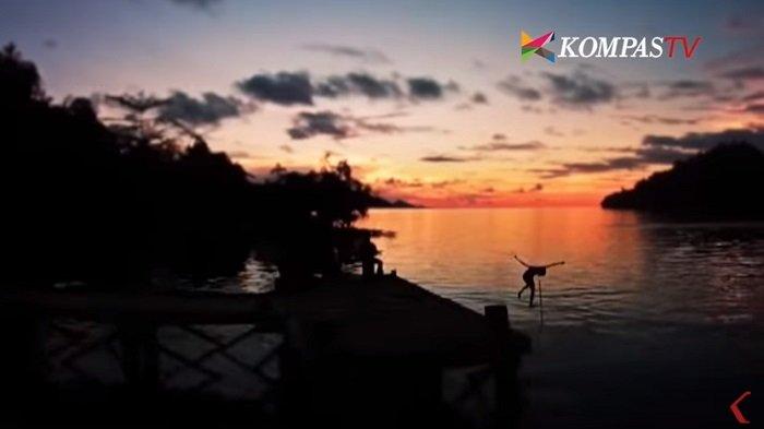 Pulau Saronde Surga Gorontalo Utara Tribunnews Kab
