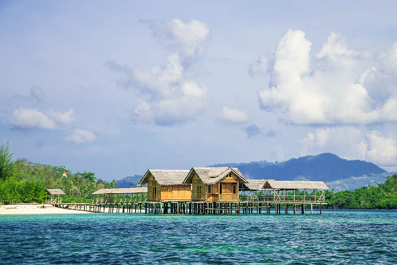 Sekilas Pulau Saronde Gorontalo Plh Indonesia Keindahan Laut Sulawesi Tak