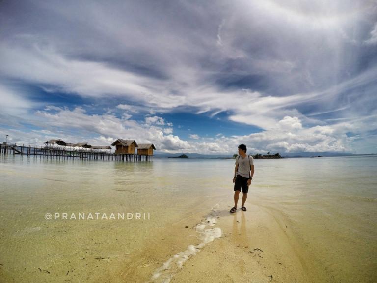 Solo Traveling Pulau Saronde Gorontalo Utara Nomad Addict Dcim100goprog0336305 Kab