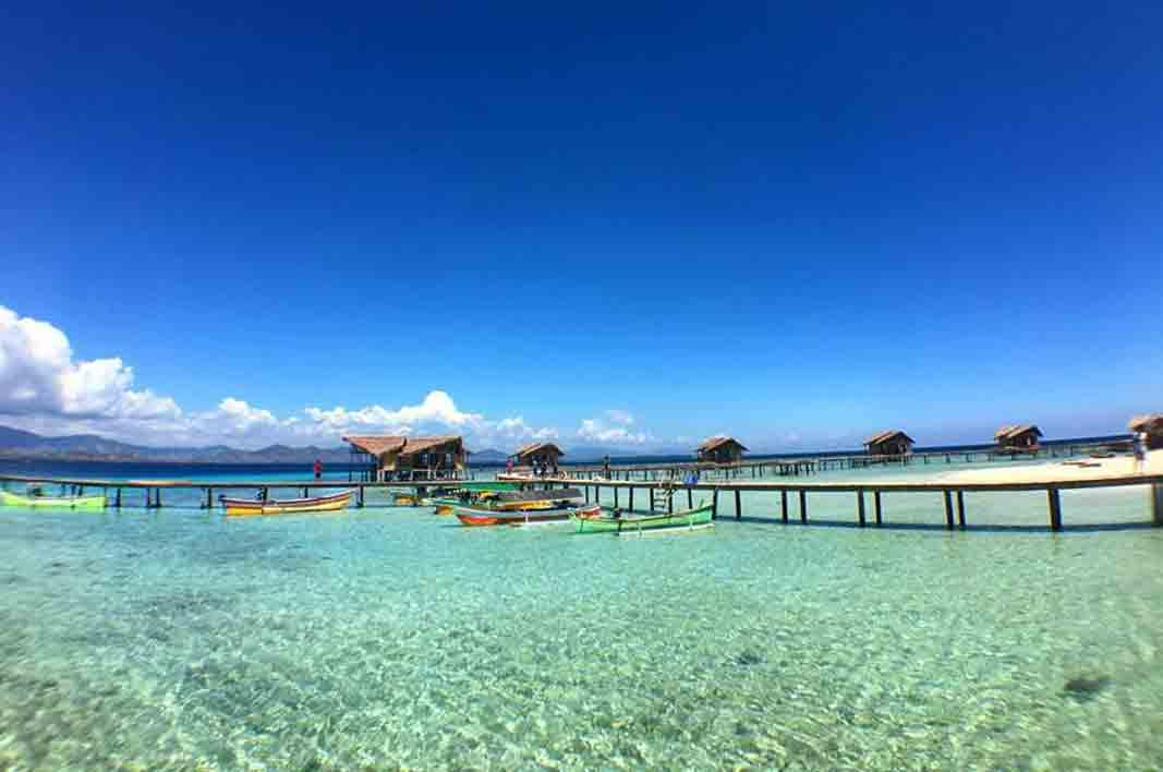 Tempat Wisata Gorontalo Terbaru 2018 Indah Panti Pulau Cinta Saronde