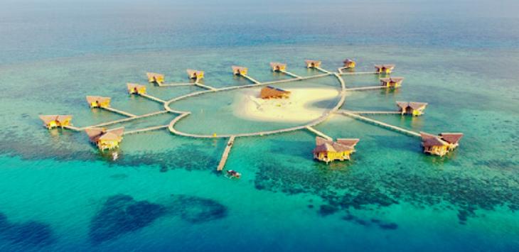 Unik Pulau Cinta Gorontalo Tak Kalah Saing Saronde Salah Satu