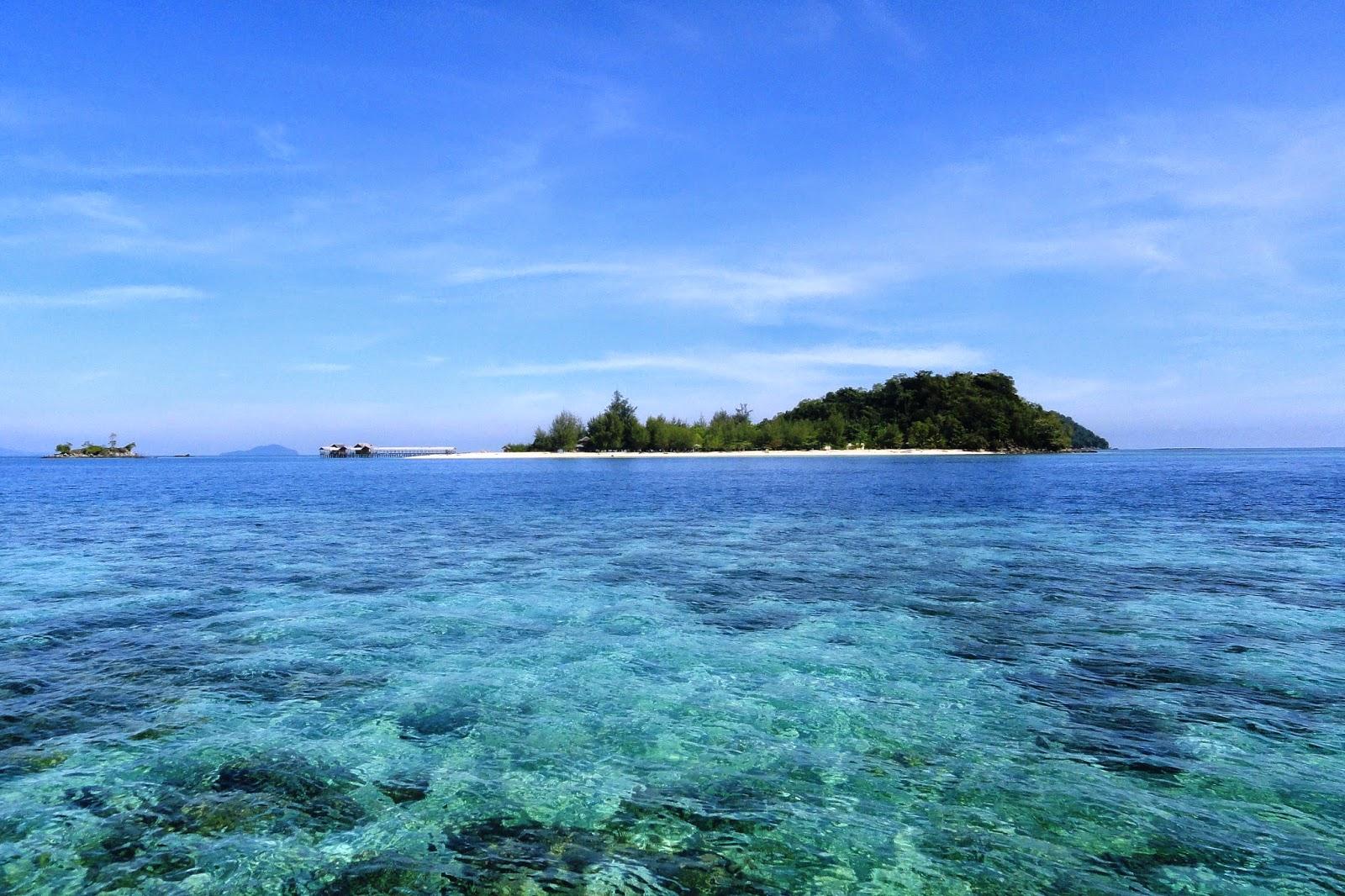 Wahyuddin Kessa Pulau Saronde Surga Bibir Pacific Kab Gorontalo Utara