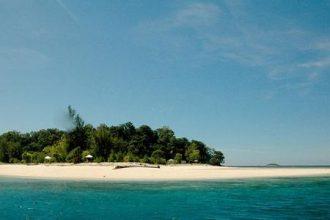 Wisata Nasional Pulau Saronde Kab Gorontalo Utara