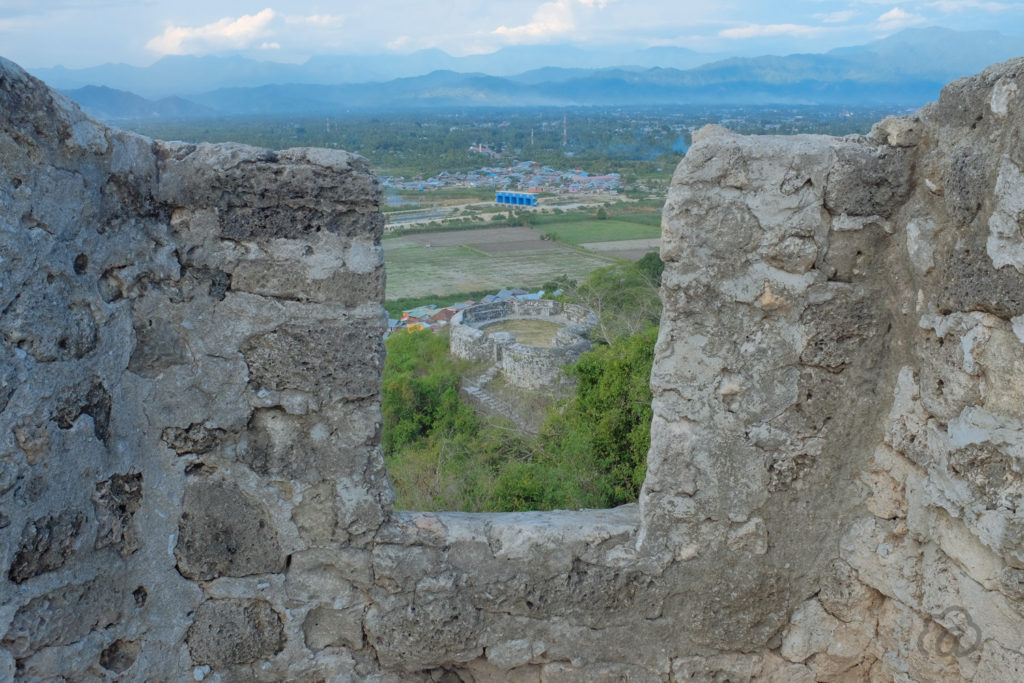 5 Tempat Wisata Gorontalo Populer Wajib Benteng Diperkirakan Dibangun 1522