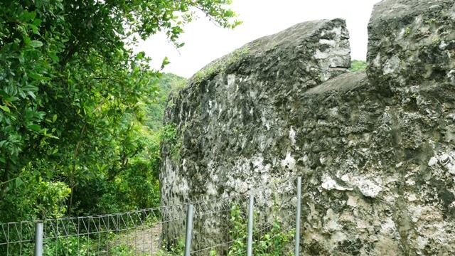 Benteng Otanaha Gorontalo Tembok Senin 8 4 2013 Budisusilo Kab