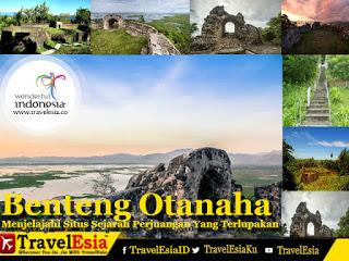 Benteng Otanaha Menjelajahi Situs Sejarah Perjuangan Kab Gorontalo