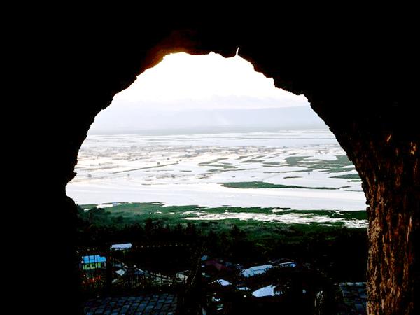 Danau Limboto Kesaksian Benteng Otanaha Bagian 1 Mongabay Pemandangan Salah