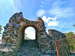 Gorontalo Wikiwand Benteng Otanaha Kota Kab