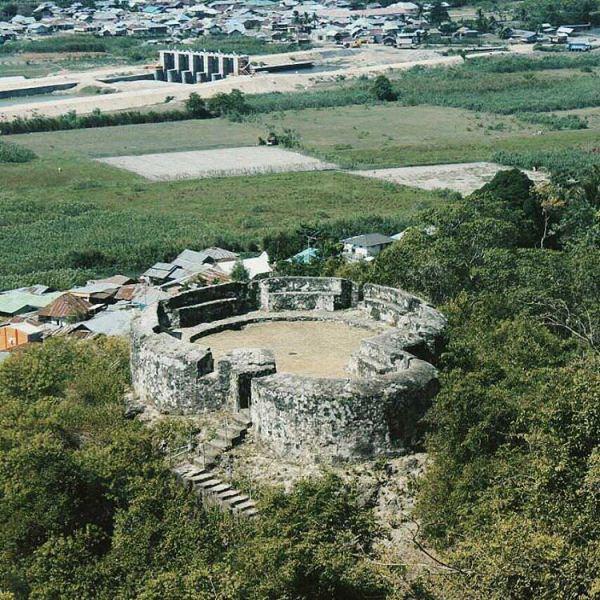 Hulonthalo Net Yuk Wisata Benteng Otanaha Kab Gorontalo